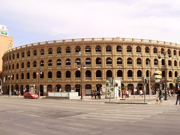 1860 &#8211; Plaza de Toros, Valencia, Spain