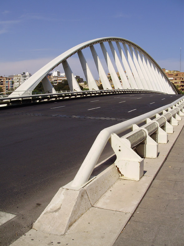 1995 &#8211; Puente de la Exposicion, Valencia, Spain