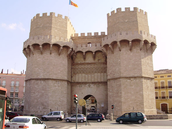 1391 &#8211; Torres de Serranos, Valencia, Spain