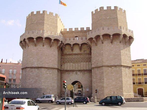 1391 – Torres de Serranos, Valencia, Spain