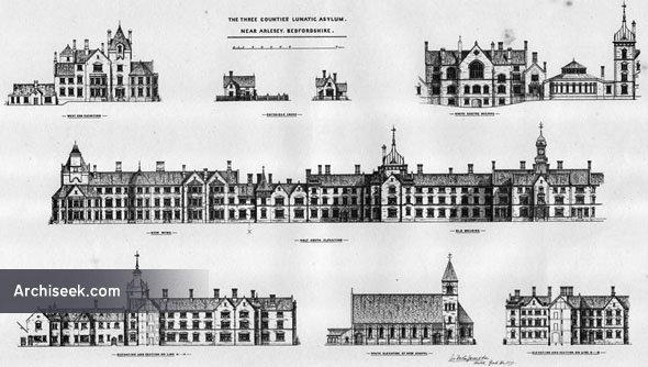 1879 – Lunatic Asylum, Arlesley, Bedfordshire