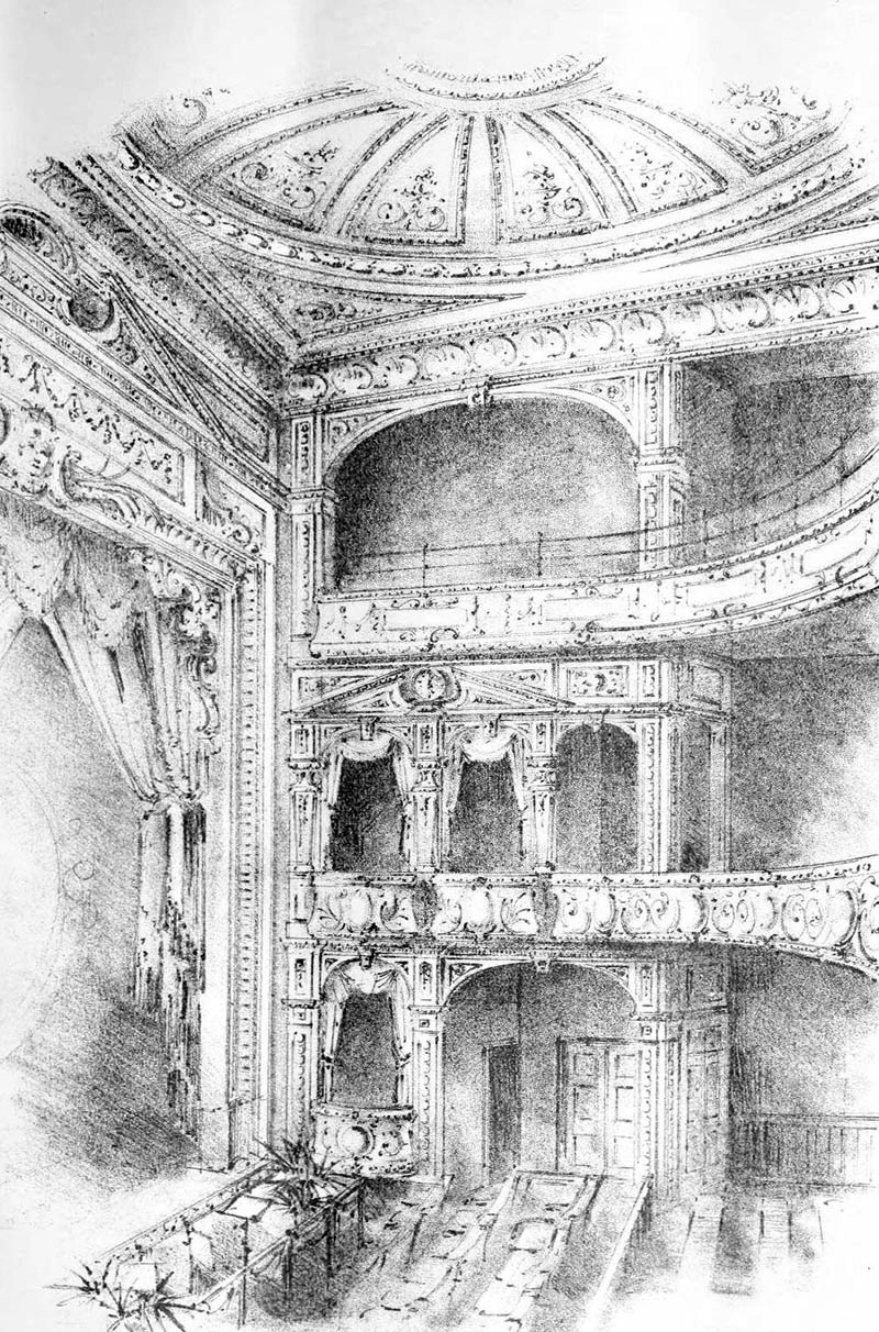1898 – Grand Theatre, Luton, Bedfordshire