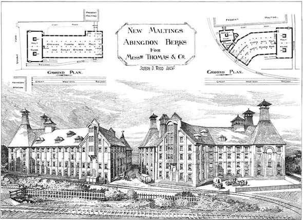 1905 – New Maltings, Abingdon, Berkshire