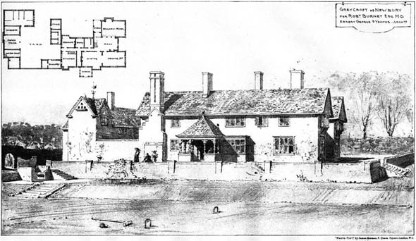 1905 – Greycroft, Newbury, Berkshire