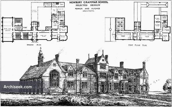 1881 – Newbury Grammar School, Berkshire