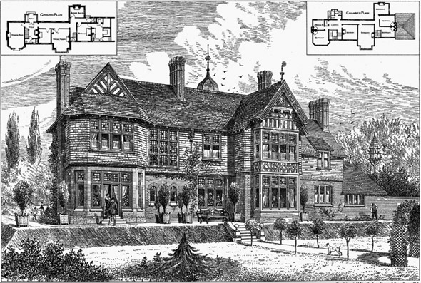 1881 &#8211; The Rise, Sunninghill, Windsor, Berkshire