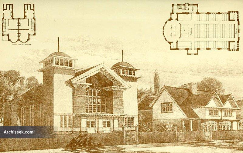 1901 – Free Church, Slough, Berkshire