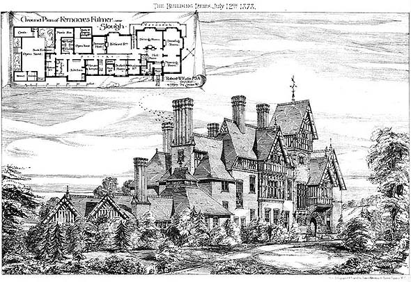1878 – Fernacres Fulmer, Slough, Buckinghamshire