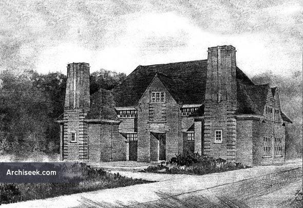 1908 – Chalfont St. Giles, Buckinghamshire