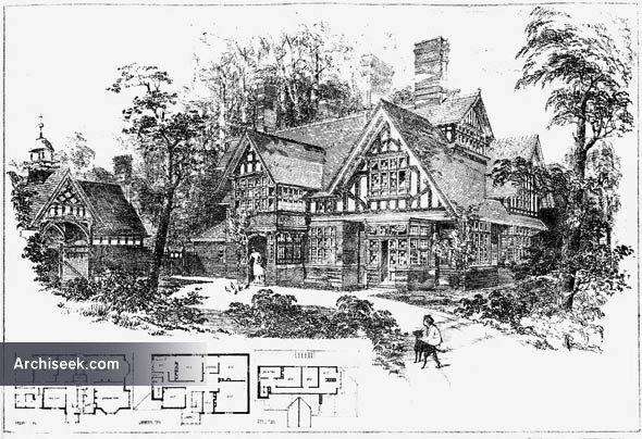 1885 – Bijou Residence at Hitcham Vale, Taplow, Buckinghamshire