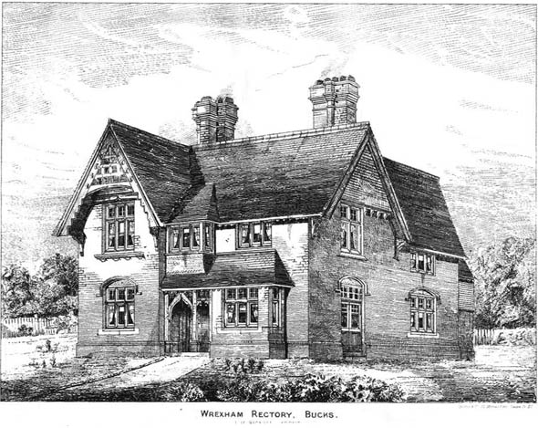 1882 &#8211; Wexham Rectory, Buckinghamshire