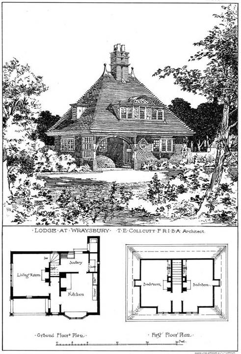 1904 &#8211; Lodge, Wraysbury, Buckinghamshire