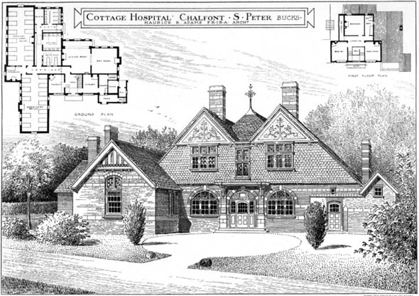 1904 – Cottage Hospital, Chalfont St. Peter, Buckinghamshire