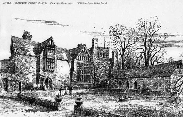 1895 – Little Missenden Abbey, Buckinghamshire