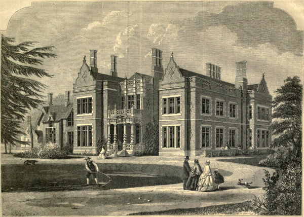 1861 &#8211; Wexham Lodge, Buckinghamshire