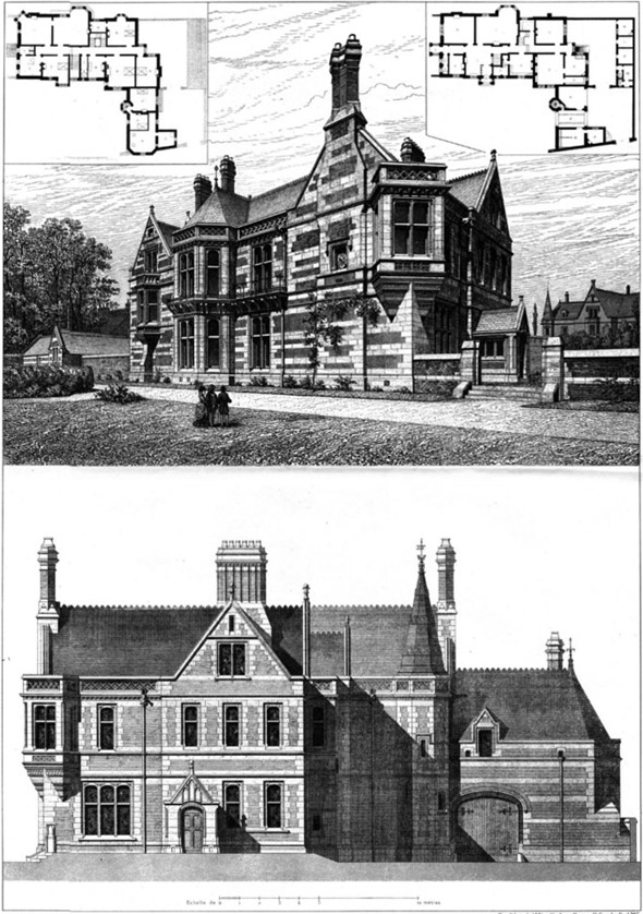 1877 – Residence at Cambridge