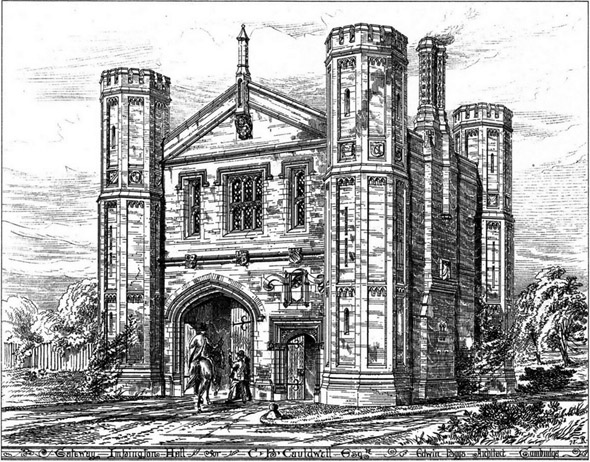 1879 – Gateway, Impington Hall, Cambridgeshire