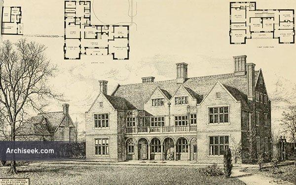 1880 – House at Cambridge, Cambridgeshire