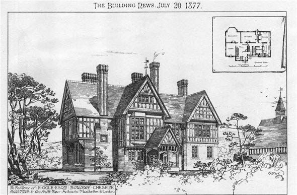 1877 &#8211; Bowden, Cheshire