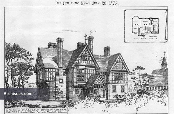 1877 – Bowden, Cheshire