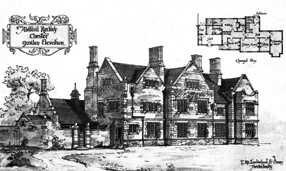 1897 – Alford Rectory, Chester, Cheshire