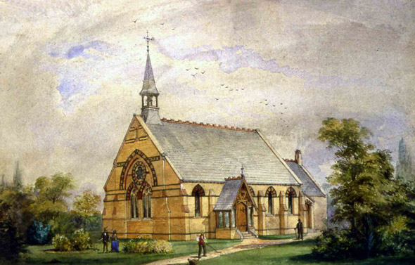 1876 – Methodist Chapel, Runcorn, Cheshire