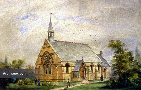 1876 – Methodist Chapel, Runcorn, Cheshire