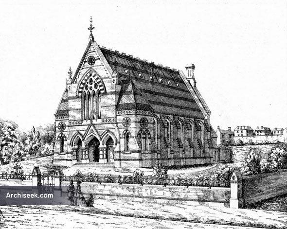 1869 – New Wesleyan Chapel, Alsager, Cheshire