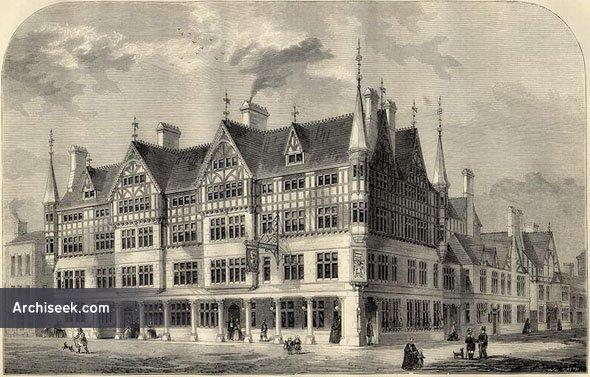 1866 – Grosvenor Hotel, Chester, Cheshire