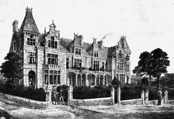 1883 &#8211; Colchester Villas, Truro, Cornwall