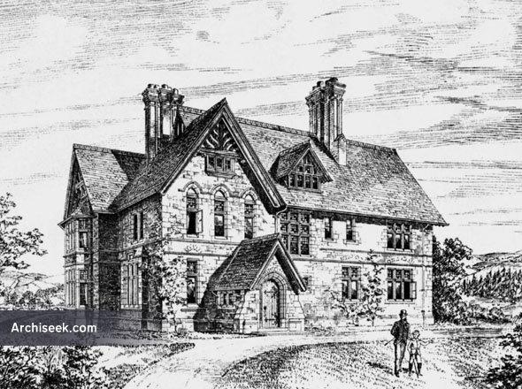 1886 – Tregaddick, Near Bodmin, Cornwall