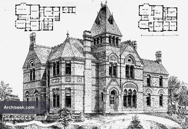 1871 – Villa Residence, Camborne, Cornwall