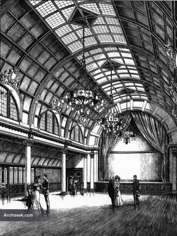 1906 – Crown & Mitre Hotel, Carlisle