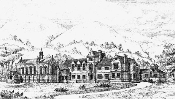 1879 &#8211; Sedbergh School, Cumbria