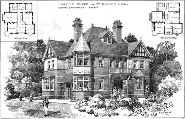 1899 – Highfield, Belper, Derbyshire