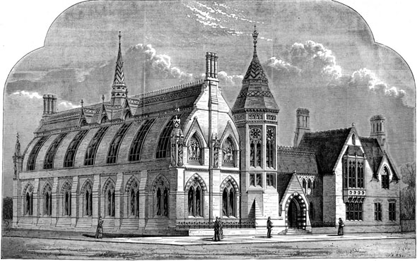 1878 &#8211; Derby School of Art, Derbyshire