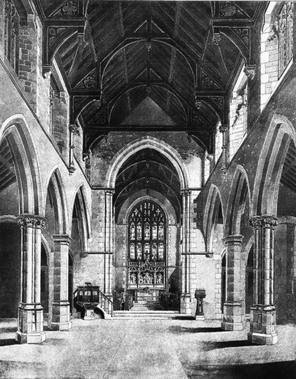1893 &#8211; Emmanuel New Church, Exeter, Devon