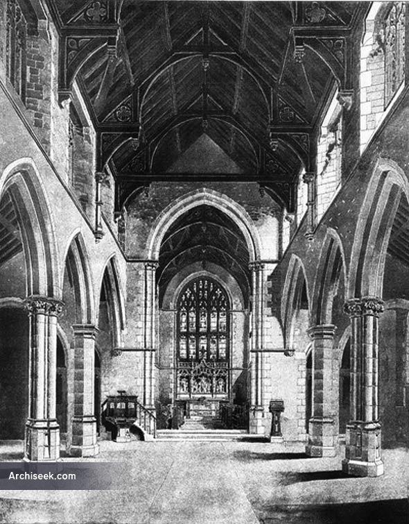 1893 – Emmanuel New Church, Exeter, Devon