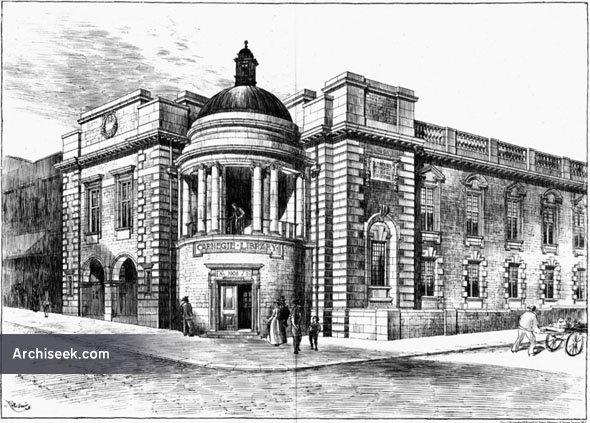 1906 – Torquay Public Library, Devon