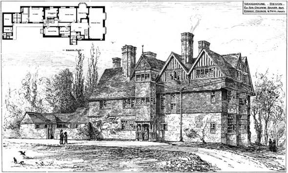 1880 – Woodhouse, Devon