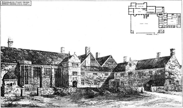 1881 – Stoodleigh Court, Devon