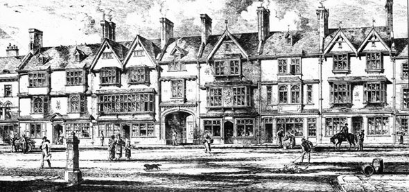 1883 – Artisans Dwellings, Plymouth, Devon