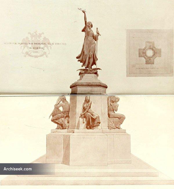 1923 – War Memorial, Exeter