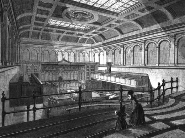 1870 – New Assizes Courts, Durham