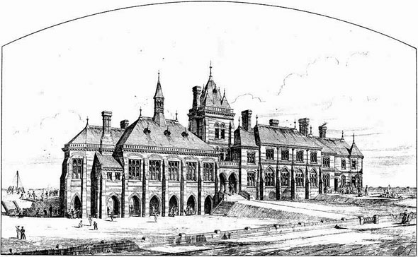 1875 &#8211; Grammar School, Darlington, Durham