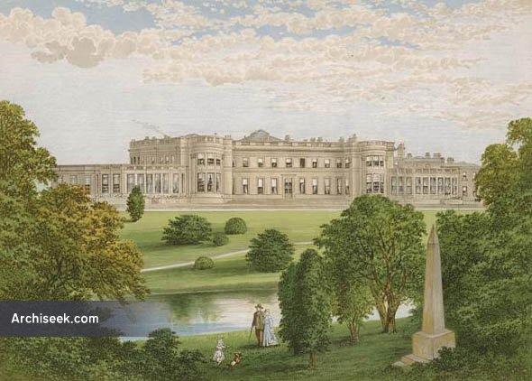 1828 – Wynyard Park, Durham