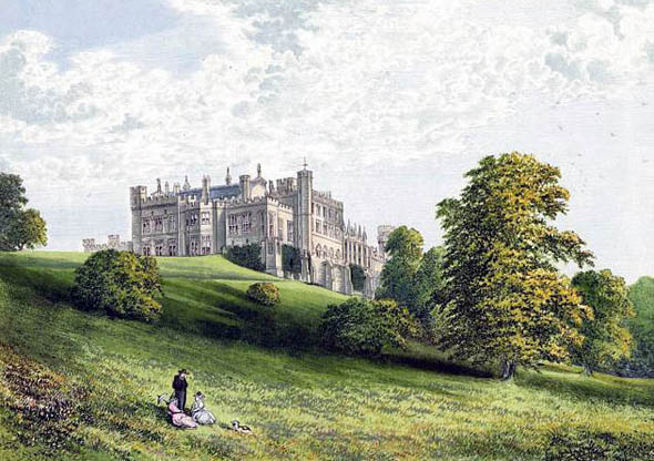 1828 &#8211; Lambton Castle, Durham