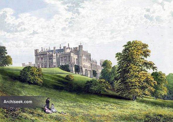 1828 – Lambton Castle, Durham