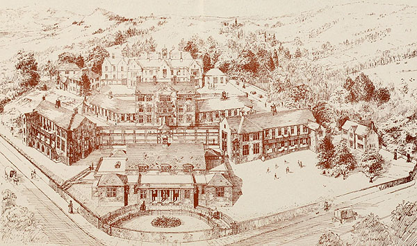 1920 – Durham County Hospital