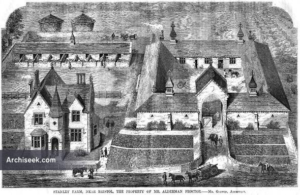 1860 – Stanley Farm, Near Bristol, Gloucestershire